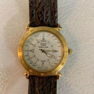 Men's Pulsar wristwatch